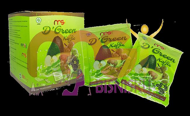 d green kohie msi
